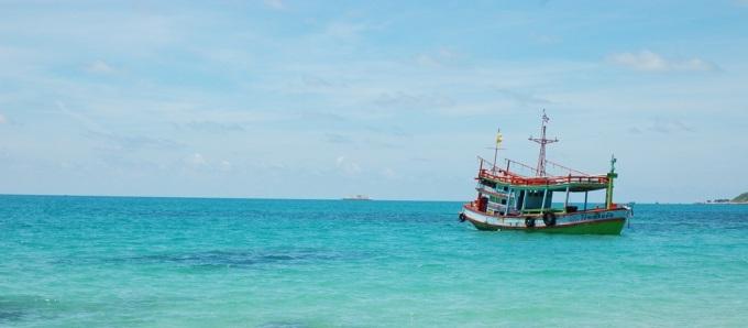 Паттайя Ко Самет как добраться до острова