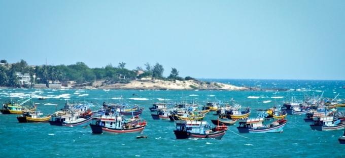 Хошимин - Муй Нэ как добраться (Вьетнам)