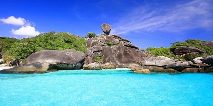 Как добраться до Симиланских островов (Симиланы)