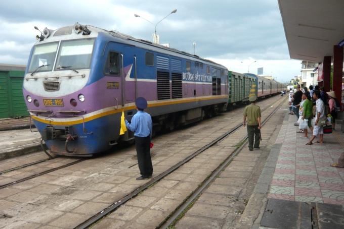 Как добраться из Хошимина на Муй Нэ на поезде, Вьетнам