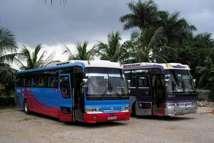 Трансфер Хошимин – Муй Нэ на автобусе, Вьетнам