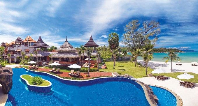 Пляж Чавенг - отели на Самуи