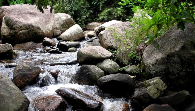 Водопады Фэйри Спринг (Нячанг, Вьетнам)