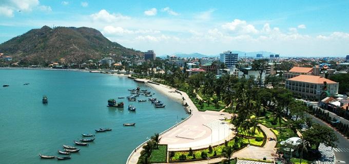 Как добраться до Вунгтау из Хошимина (Вьетнам)
