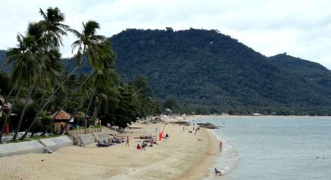 Обзор пляжа Ламай на Самуи фото