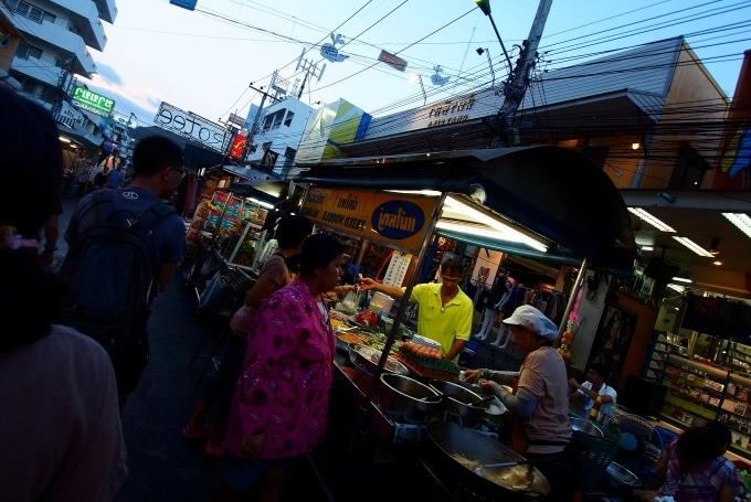 Достопримечательности Хуахина - ночной рынок