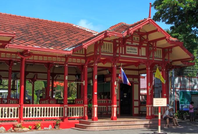 Достопримечательности Хуахина Таиланд