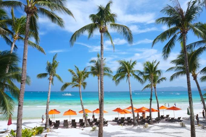 Лучшие пляжи Боракая Филиппины