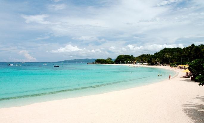 Пляж Пунта Бунга Боракай