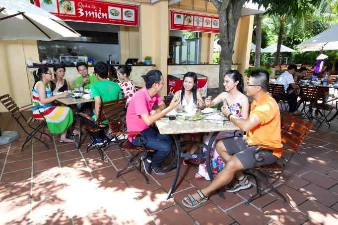 Рестораны и кафе на территории Винперла