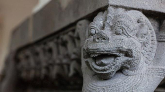 Музей Чамской скульптуры в Дананге, Вьетнам