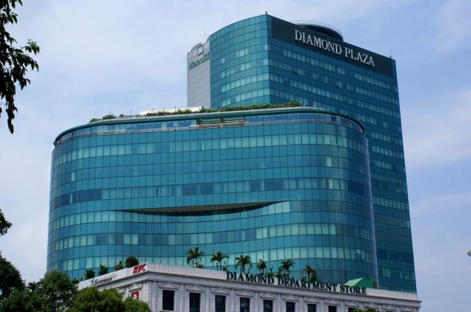 Торговый центр Diamond Plaza в Хошимине