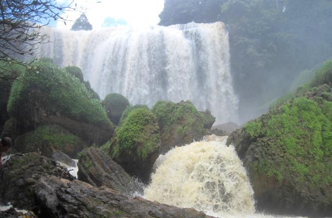 Слоновий водопад, Далат, Вьетнам