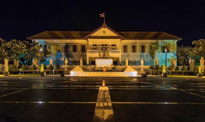 Городской центр культуры и искусства Чиангмай