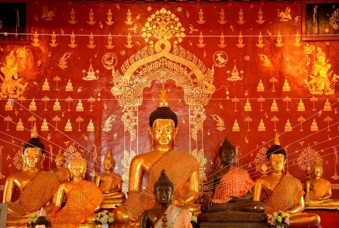 Достопримечательности Чианграя Таиланд