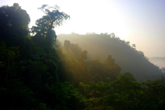 Гора Чианг Дао