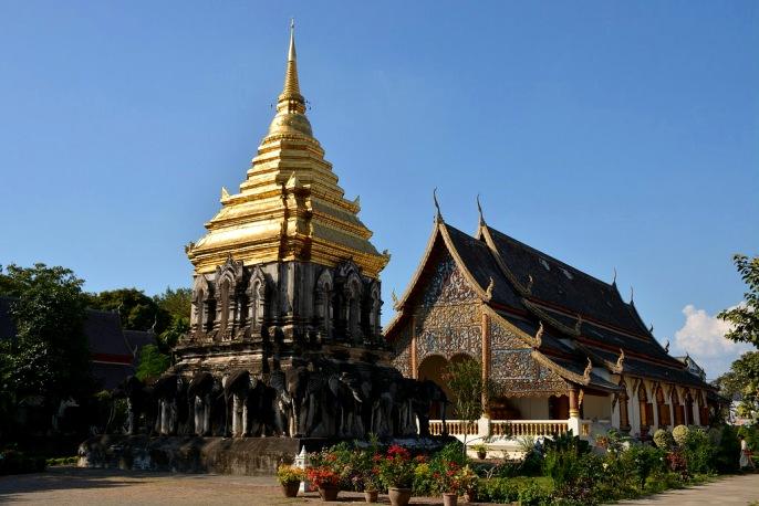 Храм Чианг Ман