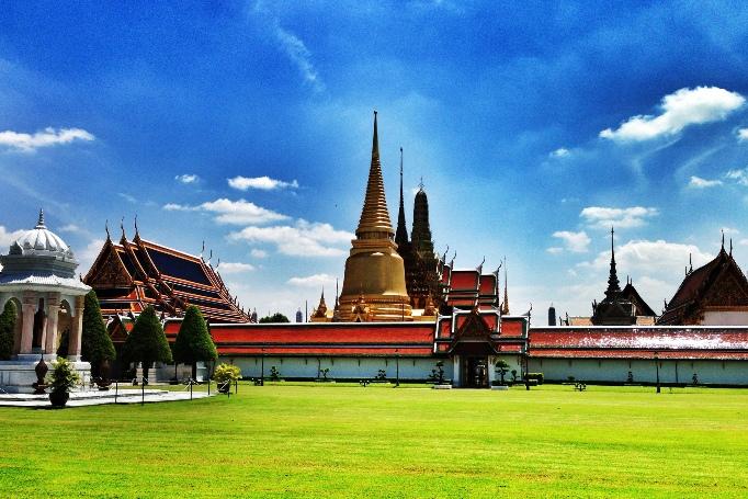 Достопримечательности Чианграя - храм Ват Пра Каю