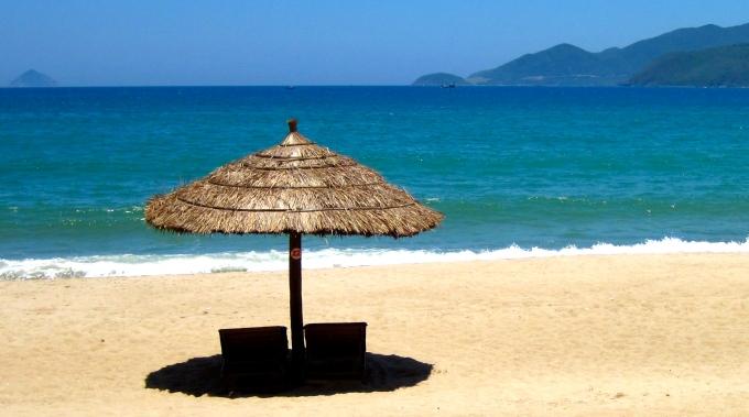 Пляж Зоклет Нячанг, Вьетнам
