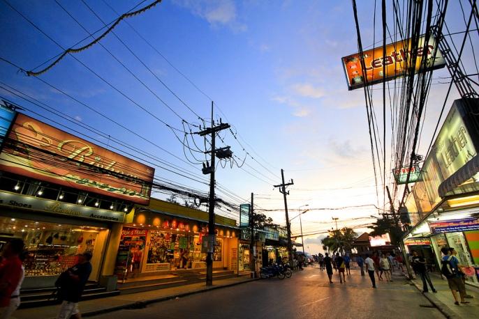 Сколько стоит аренда байка или мопеда на Пхукете 2019