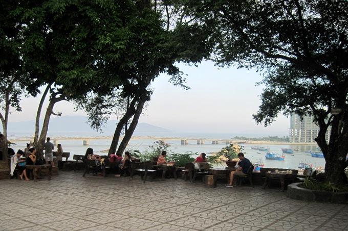 Вид с горы Ку-Лао