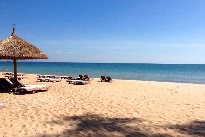 Пляж Бай Дай на острове Фукуок