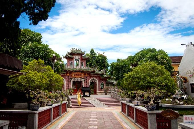 Достопримечательности Хойана Вьетнам