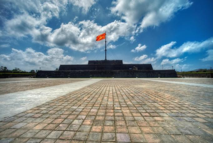 Императорская цитадель Хюэ Вьетнам