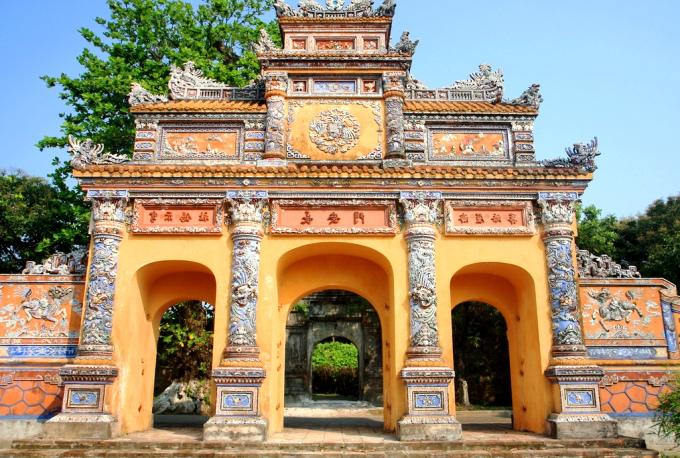 Достопримечательности Хюэ Вьетнам