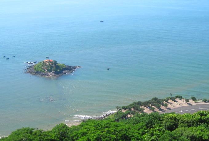 Достопримечательности Вунгтау - остров Хон Ба