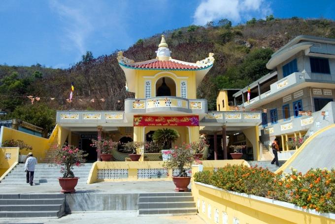 Храм чистой нирваны в Вунгтау