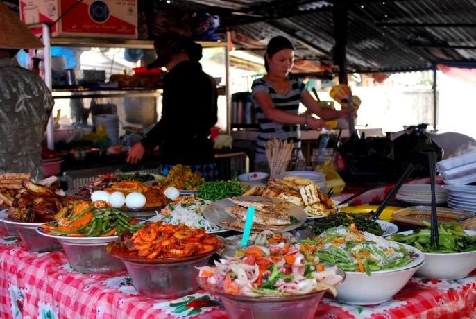 Центральный рынок Хойана