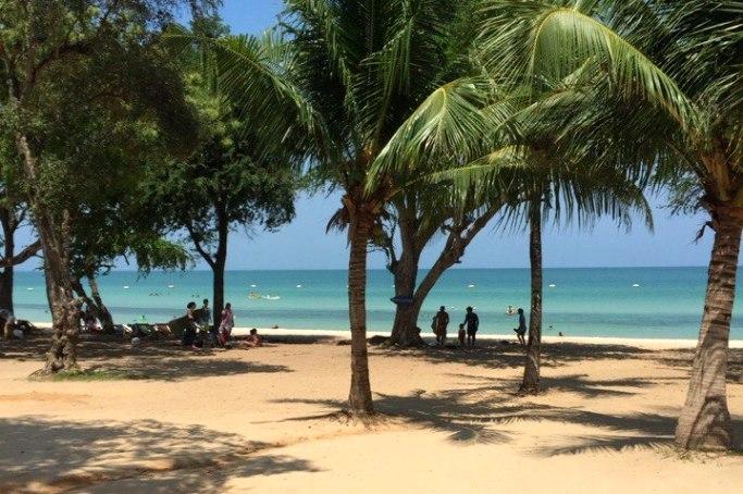 Фото Военного пляжа - Паттайя, Таиланд