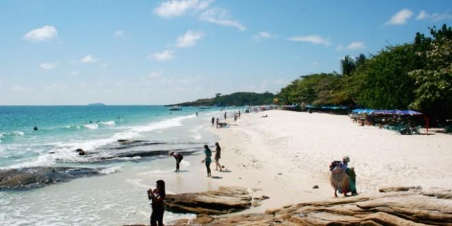 Военный пляж в Паттайе фото и отзывы