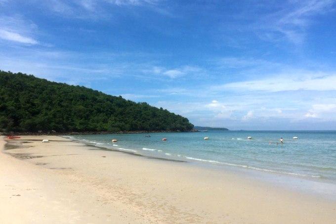 Пляжи Паттайи Военный (Сай Кео)