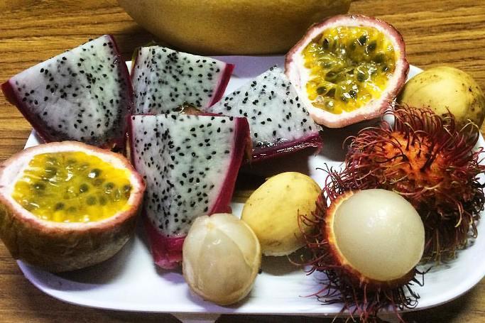 Какие фрукты привезти из Тайланда