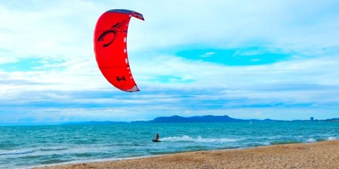 Пляж Джомтьен Паттайя Таиланд