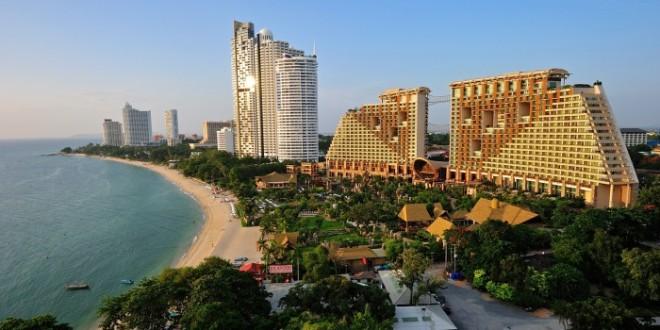 Пляж Наклуа Паттайя, Таиланд