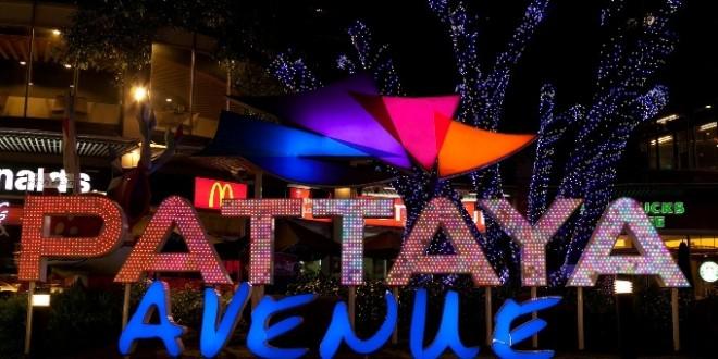 Торговые центры Паттайи, шоппинг в городе