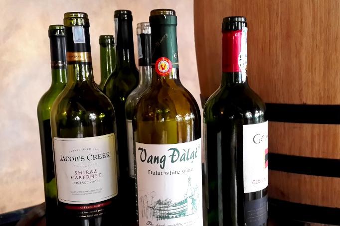 Что можно купить во Вьетнаме - вино