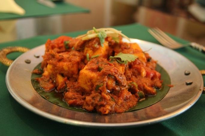 Индийская кухня в Паттайе 2016 год