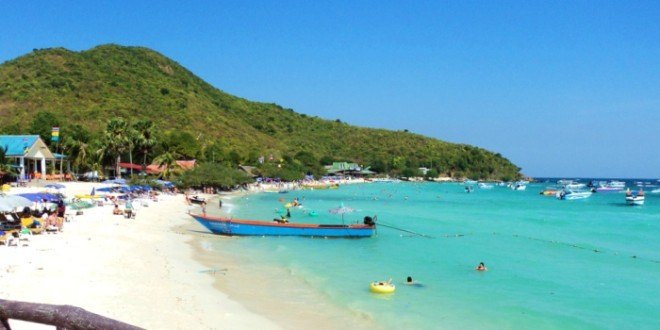Лучшие пляжи острова Ко Лан - описание, карта, отзывы