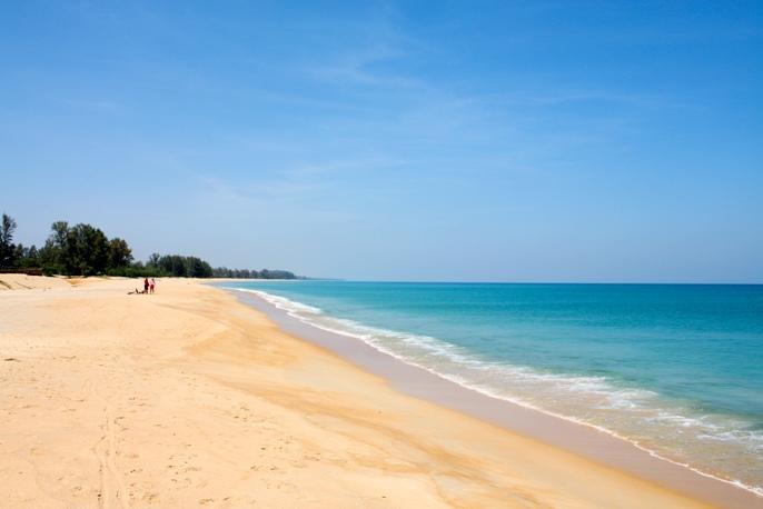 Лучшие пляжи Пхукета - Най Янг