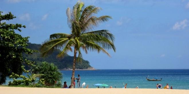 Пляж Карон Пхукет - отзывы, отели, карта