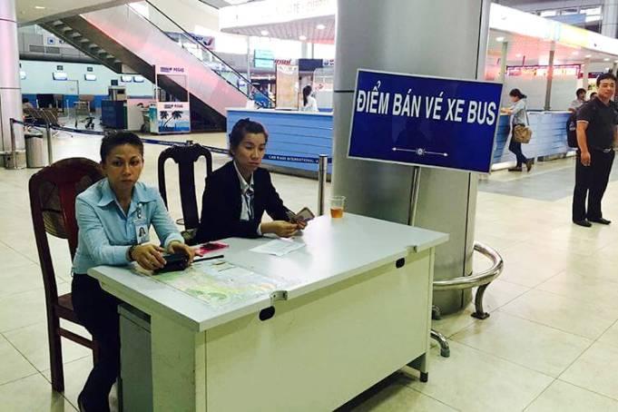 Автобус аэропорт Камрань - Нячанг, Вьетнам