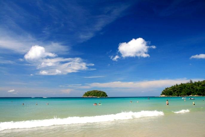Пляж Ката Пхукет Таиланд отзывы карта описание