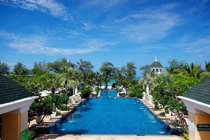 Лучшие отели Патонга, Пхукет Таиланд