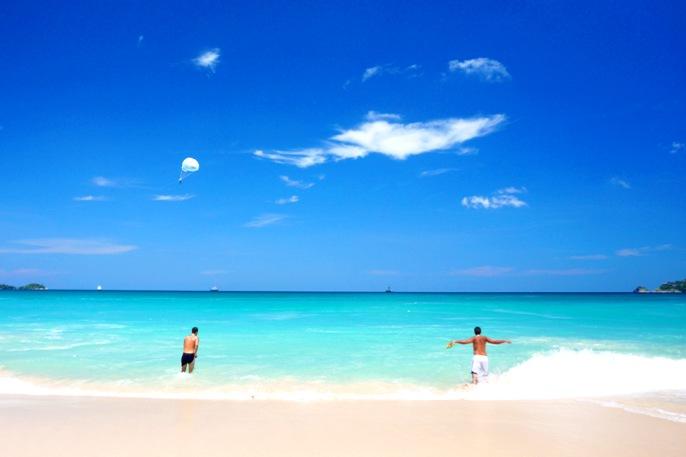 Море и пляжи на Пхукете - отзывы туристов