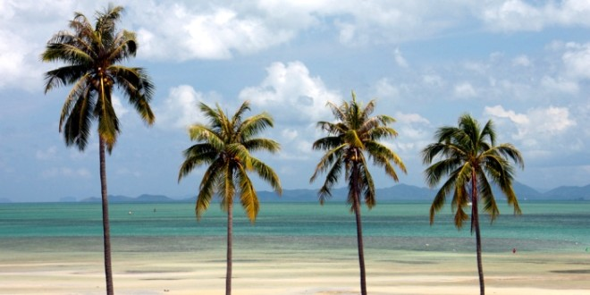 Пляж Ката бич Пхукет, Таиланд - отзывы, карта