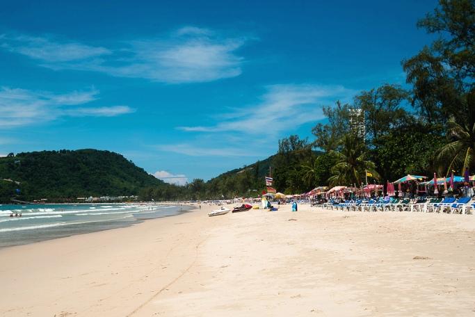 Пляж Патонг Пхукет Таиланд - карта, отзывы